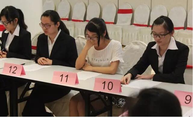 桂林银行招聘面试:一面无领导小组讨论和二面结构化啥区别?