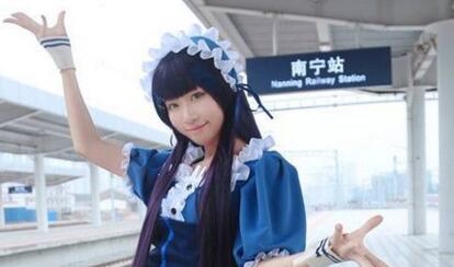 南宁铁路局cosplay代表什么含义?南宁铁路局铁道少女cosplay图片