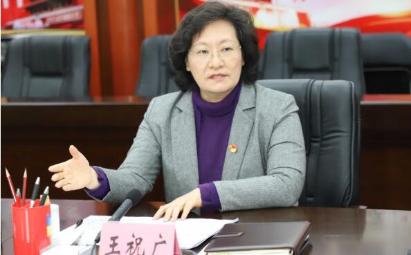王祝广简历:广西民政厅副厅长王祝广,曾任南宁市委常委、纪委书记(图)