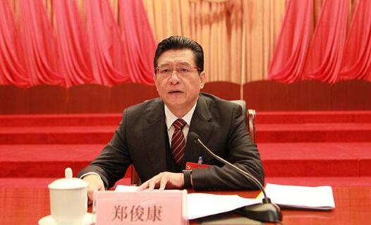 郑俊康简历:柳州市委书记郑俊康,辞去柳州市人大主任