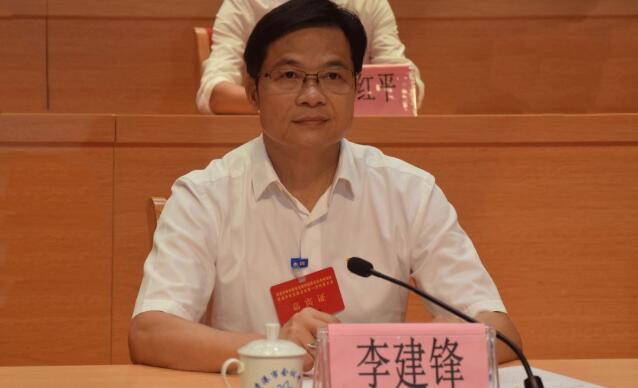 李建锋简历:贵港市委常委、政法委书记李建锋,曾任贵港市委秘书长