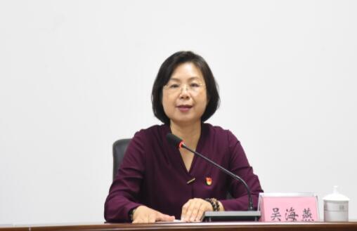 吴海燕简历:北海行政审批局局长吴海燕,曾任北海市住建局副局长