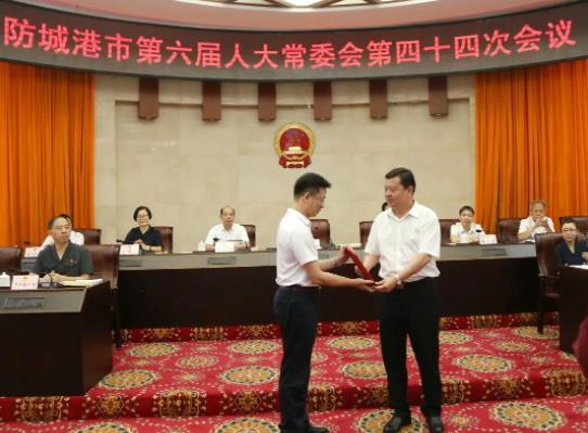 覃汇简历:覃汇任防城港市副市长、公安局局长,曾任广西自治区政法委办公室主任
